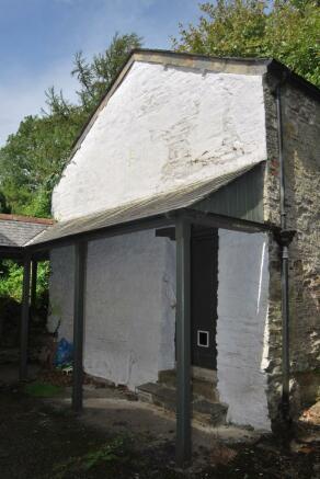 Utility Outhouse