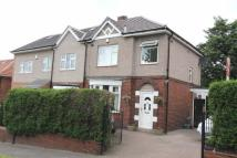 semi detached house in Olivers Mount...