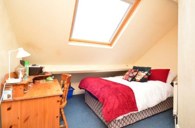 Bedroom Four Attic