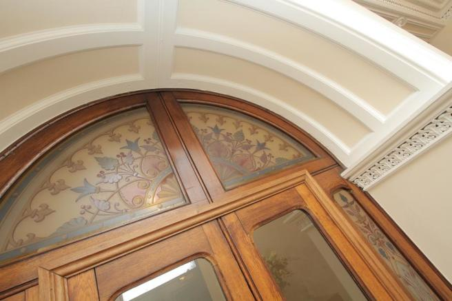 Hall Detail