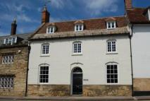 Terraced house for sale in Sherborne, Dorset, DT9