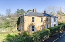 Detached home for sale in Ilminster, TA19