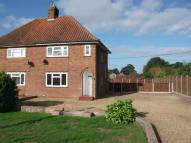 3 bed semi detached home in Cromer Road, Hevingham...