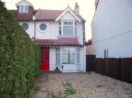 2 bedroom Flat to rent in West Barnes lane...