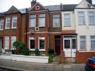 Flat in Fortescue Road...