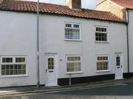 Cottage in Pinfold Street, Howden