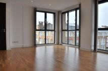 Flat in Scrutton Street...