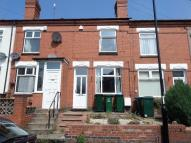 2 bedroom Terraced home in Newnham Road, Coventry