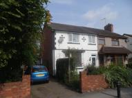 3 bedroom semi detached property in Aldermans Green Road...