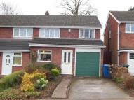 3 bed semi detached house in Rocklands Crescent...