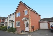 End of Terrace property in Foxglove Close, Lichfield