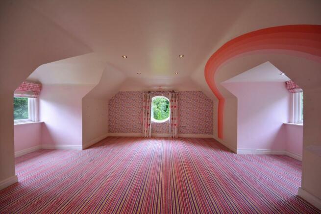 Bedroom three 'Princess Suite'