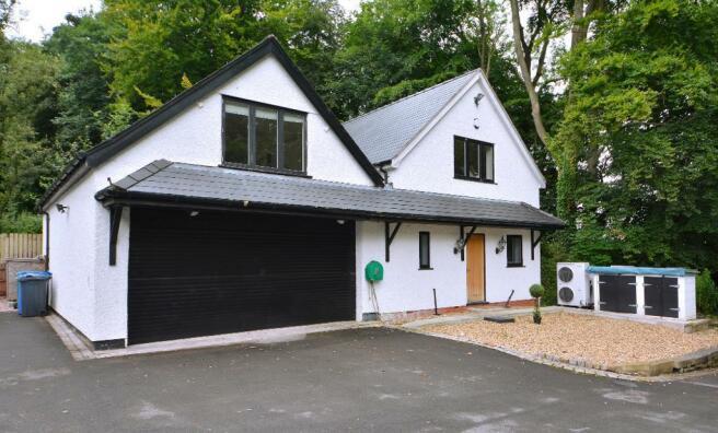 Annex & garage