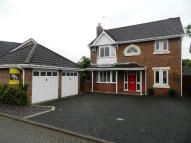 Detached home in Pendle Gardens, Culcheth...