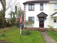 2 bed semi detached house to rent in Coopers Drive, Roundswell