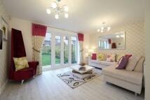 new house in Hempstead Lane, Hailsham...