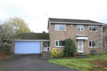 4 bed Detached home in Poynton Wood Crescent...