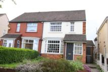 3 bedroom semi detached property for sale in Eckington Road...
