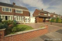 3 bedroom semi detached home in Sherriffs Drive...