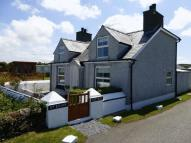 Detached home for sale in Amlwch