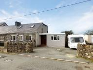 3 bed semi detached home in Llanllechid