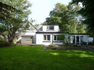 Detached property for sale in Llanberis