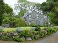Detached home in  Capel Curig