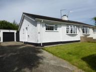2 bed Semi-Detached Bungalow in Pentraeth