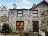 Detached home for sale in Llanberis