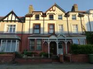 Terraced home for sale in Caernarfon