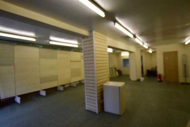 Shop area