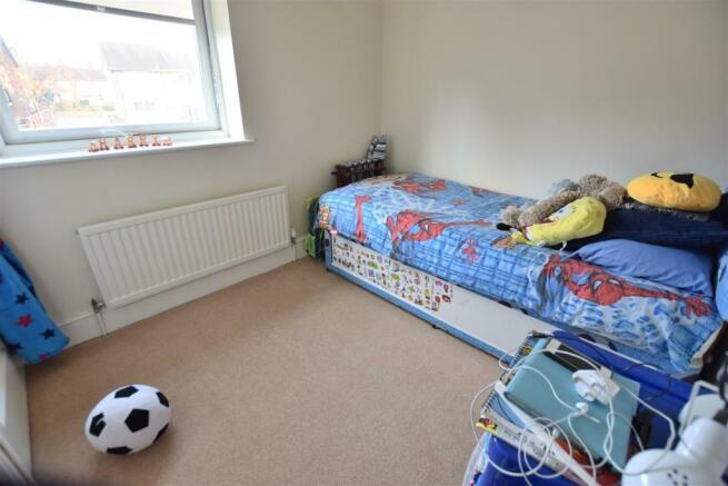 Third Bedroom Rear