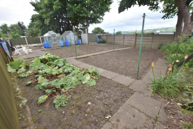 Garage and Allotment