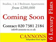 Block of Apartments in Weltje Road, London for sale