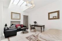 new Studio apartment in Queensberry Place, London