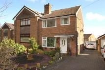 3 bedroom semi detached property for sale in Frederick Drive...