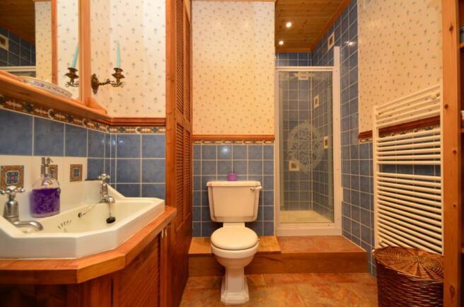 DS Shower Room