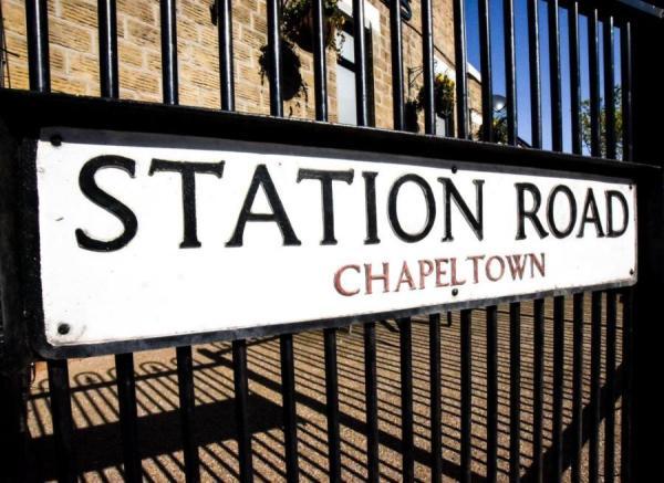 Station Rd