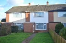Terraced home for sale in Honiton