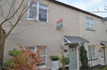 2 bedroom End of Terrace house in Honiton