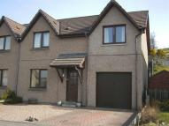 semi detached home for sale in Linn Brae