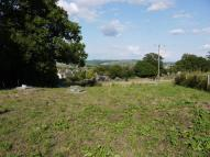 Plot for sale in Ridgeway Lane, Colyton...