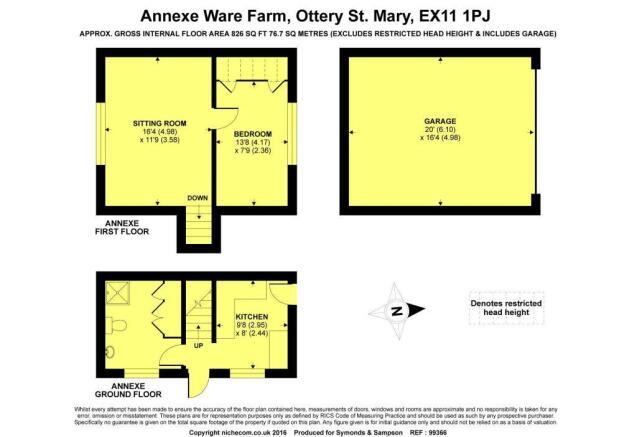 Floorplan - Annex