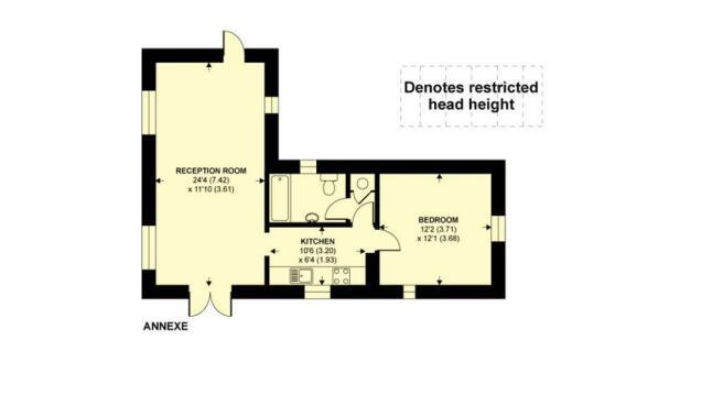 Floorplan Annexe