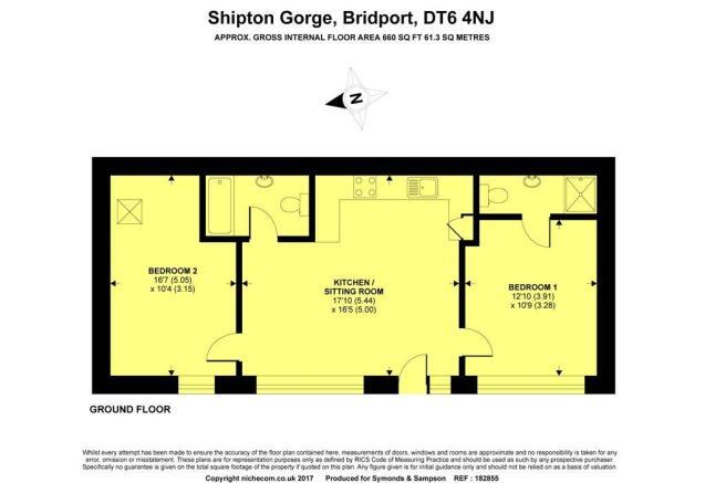 Sparrow Floorplan