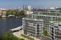 Studio flat for sale in Nine Elms Lane