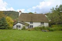 Detached house in Bury, Dulverton...