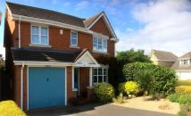 4 bed Detached property for sale in Whinlatter Drive...