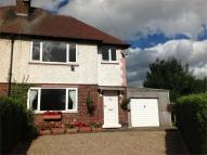 3 bed semi detached property in Welbeck Road, Long Eaton...