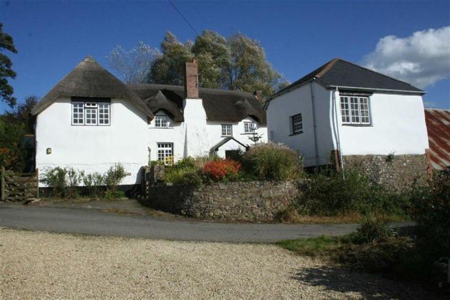 5 Bedroom Detached House For Sale In Taw Valley Umberleigh Devon